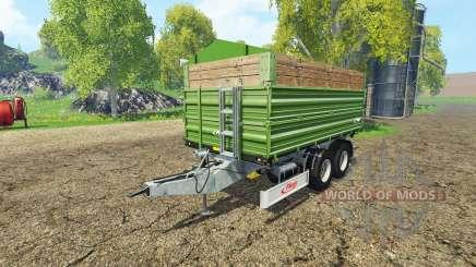 Fliegl TDK 255 v1.2.1 для Farming Simulator 2015