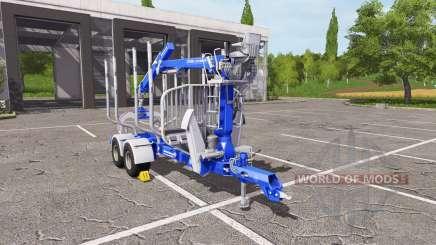 Binderberger RW14 для Farming Simulator 2017