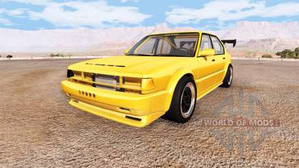 ETK I-Series drift custom v0.6.6 для BeamNG Drive