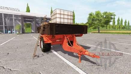 Service trailer для Farming Simulator 2017