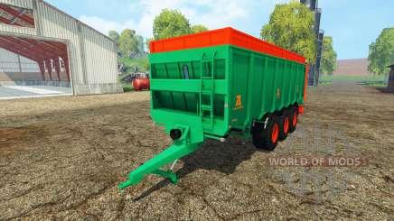 Aguas-Tenias ESP-TAT22 для Farming Simulator 2015