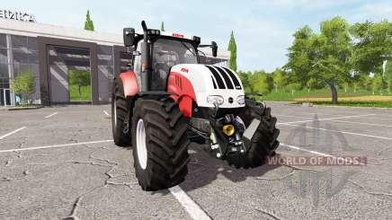 Steyr 6180 CVT для Farming Simulator 2017