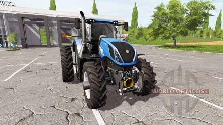New Holland T7.290 для Farming Simulator 2017
