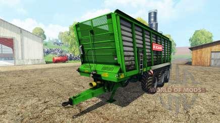 BERGMANN HTW 65 для Farming Simulator 2015