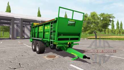 ZDT RM 20 для Farming Simulator 2017