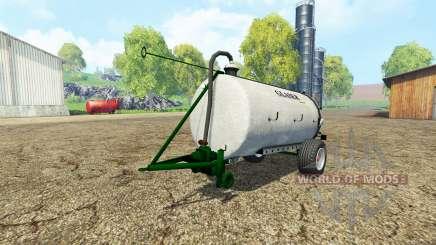 Glaser 3100l для Farming Simulator 2015