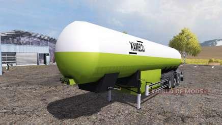Kaweco tank manure v2.0 для Farming Simulator 2013