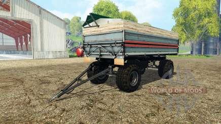 Fortschritt HW 80.11 v3.0 для Farming Simulator 2015