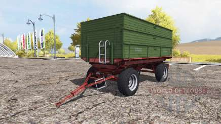 Krone Emsland v2.0 для Farming Simulator 2013
