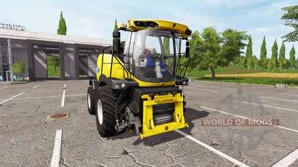 New Holland FR850 v1.5 для Farming Simulator 2017