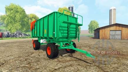 Aguas-Tenias GAT14 для Farming Simulator 2015