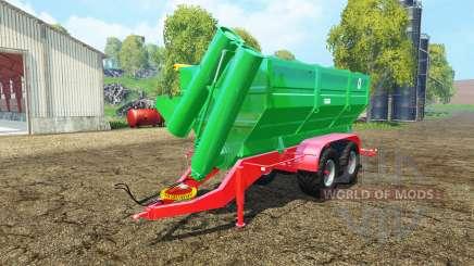 Kroger TUW 20 для Farming Simulator 2015