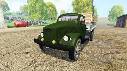 ГАЗ 51А для Farming Simulator 2015