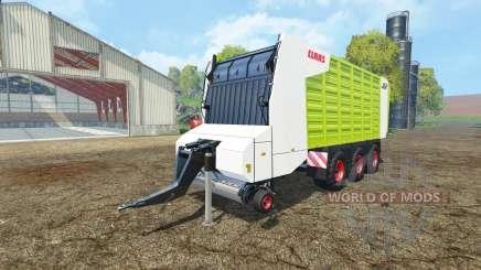 CLAAS Cargos 9600 v2.1 для Farming Simulator 2015