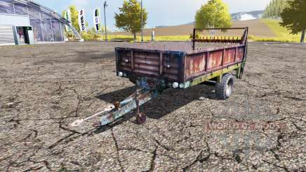 Manure spreader для Farming Simulator 2013