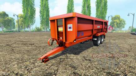 Richard Weston SF16 для Farming Simulator 2015