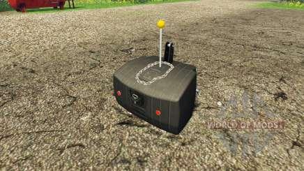 Weight Sonstige для Farming Simulator 2015