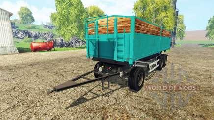 Kempf 24T для Farming Simulator 2015