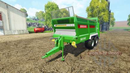 BERGMANN TSW 4190 S v2.0 для Farming Simulator 2015