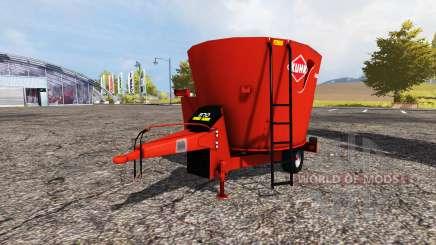 Kuhn Euromix I для Farming Simulator 2013