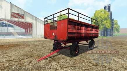 ПТС 40 v2.5 для Farming Simulator 2015