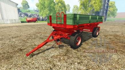 Krone Emsland v3.1 для Farming Simulator 2015