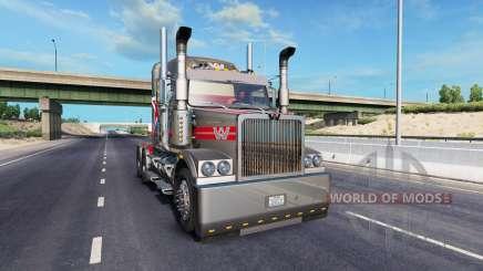 Wester Star 4800 v3.0 для American Truck Simulator