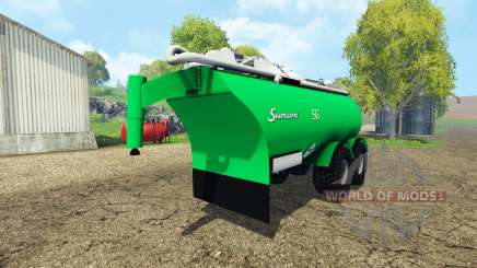 Samson SG 23 для Farming Simulator 2015
