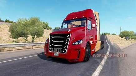 Freightliner Inspiration для American Truck Simulator