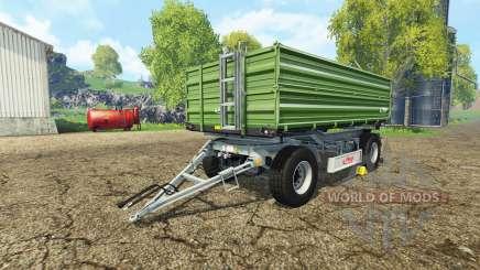 Fliegl DK 140-88 для Farming Simulator 2015