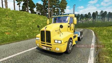 Kenworth T600 Day Cab для Euro Truck Simulator 2