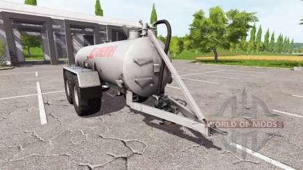 Creina 14000l для Farming Simulator 2017