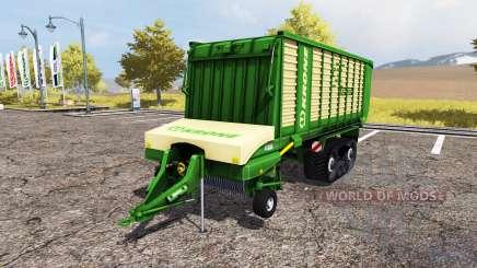 Krone ZX 450 GD terratrac для Farming Simulator 2013