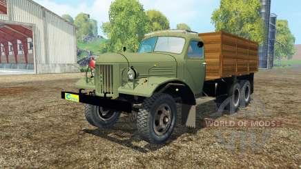 ЗиС 151 для Farming Simulator 2015