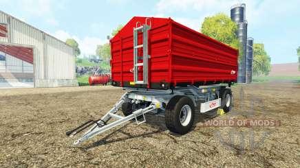Fliegl DK 180-88 для Farming Simulator 2015
