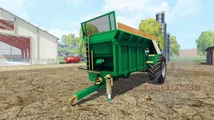 Tebbe MS 130 для Farming Simulator 2015
