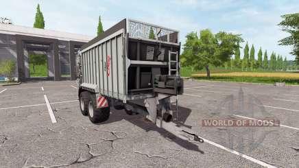 Fliegl ASW 268 v2.0 для Farming Simulator 2017