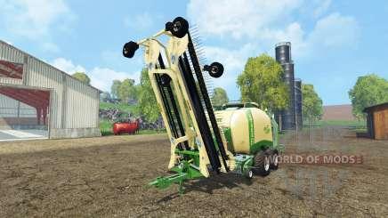 Krone BigPack 12130 X-Cut Nadal R90 для Farming Simulator 2015