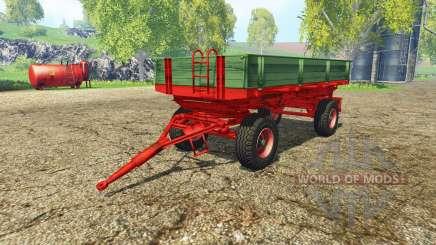 Krone Emsland v3.2 для Farming Simulator 2015