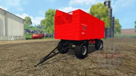 Massey Ferguson HW 80 v1.1 для Farming Simulator 2015
