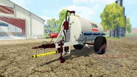 Pichon VE 7000 для Farming Simulator 2015