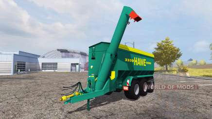 Hawe ULW 3000 T v2.0 для Farming Simulator 2013