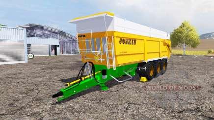 JOSKIN Trans-Space 8000-27 v3.0 для Farming Simulator 2013