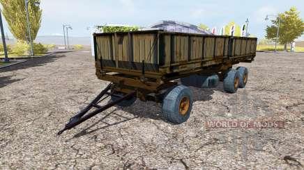 ММЗ 768 v1.4 для Farming Simulator 2013