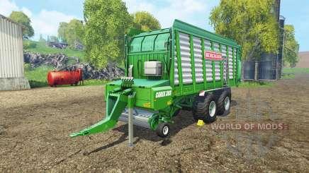 BERGMANN Carex 38S v1.1 для Farming Simulator 2015