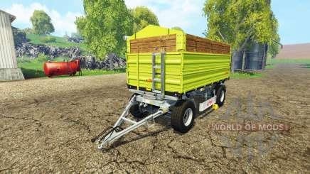 Fliegl DK 180-88 set1 для Farming Simulator 2015