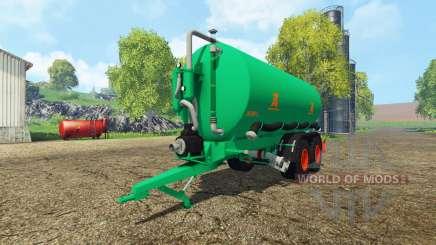 Aguas-Tenias CAT20 для Farming Simulator 2015