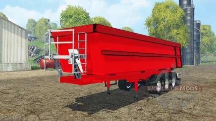 Schmitz Cargobull SKI 24 для Farming Simulator 2015