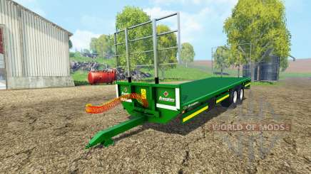 Broughan 32Ft v2.0 для Farming Simulator 2015