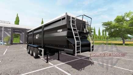 Krampe Bandit SB 30-60 для Farming Simulator 2017